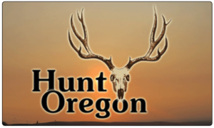 Hunt Oregon
